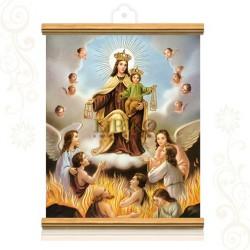 CMA32W Virgen del Carmen ORO