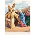 IV Jesús encuentra a su madre [20x25 cm]