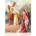 Estación VIII (Jesús consuela a las piadosas mujeres)
