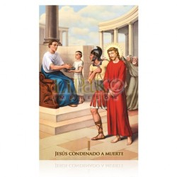 VP1C I Jesús condenado a muerte [postal]