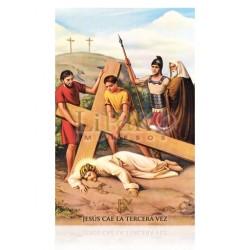 Estación IX (Jesús cae la tercera vez)