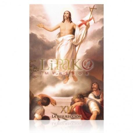 VP15C XV Resurreción [postal]