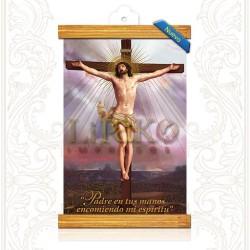 PM40M Cristo crucificado ORO