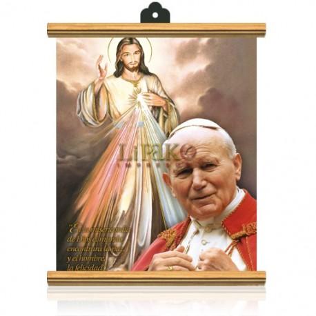 San Juan Pablo II  (Misericordia)