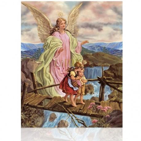 CMD08H ángel guarda ORO