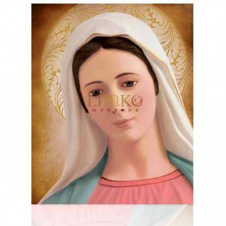 CMD12H Reina de la paz ORO