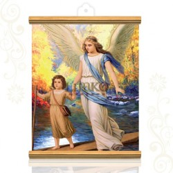 Jesús con Ángel