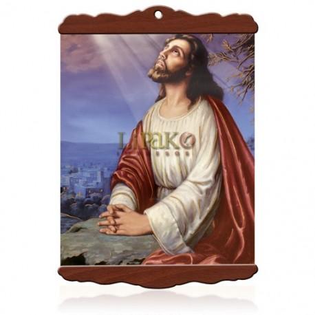 CMD19W Jesús Orando