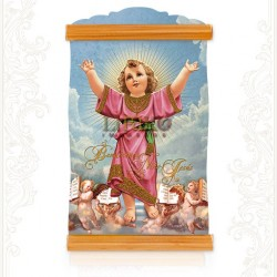 CC06M Bendícenos Niño Jesús ORO