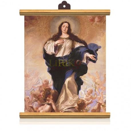 01CME17W Virgen Inmaculada