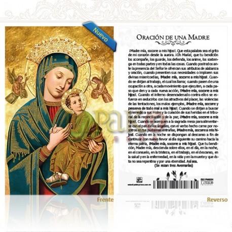 50PM60H Virgen del Perpetuo Socorro