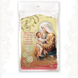 María es madre