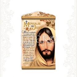 CC76M Mensaje de Jesús