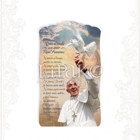 CC104S Papa Francisco Visita A México