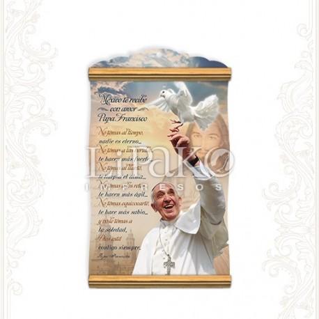 CC104M Papa Francisco visita a México