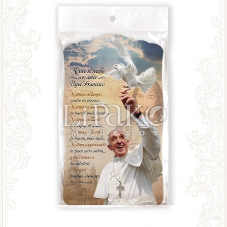 CC104MC Papa Francisco Visita A México