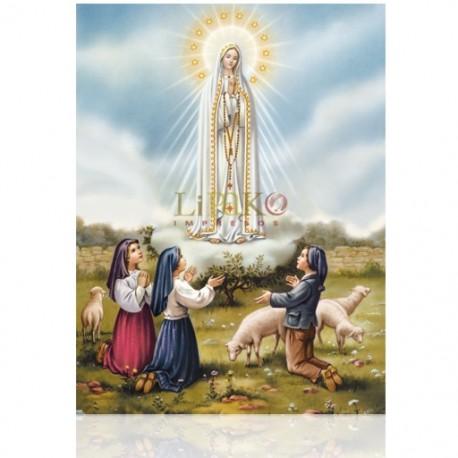 CMA26L Virgen de Fátima
