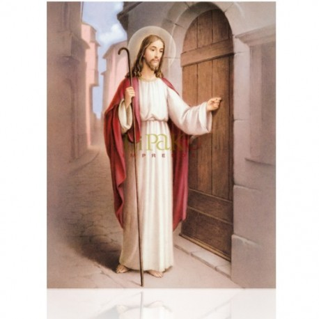 CMD33L jesús llama (bastón)
