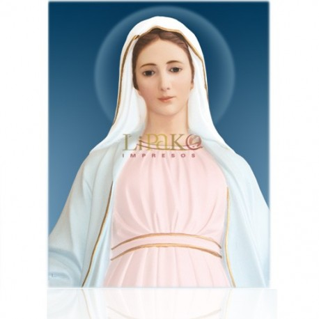 CMD37L reina de la paz (busto)