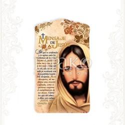CC76S Mensaje de Jesús