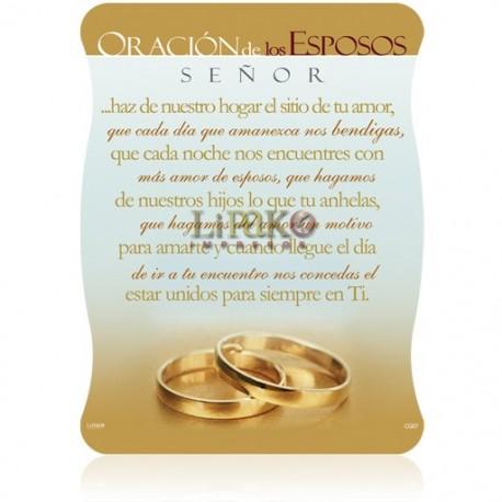 CG07S Oración de los esposos