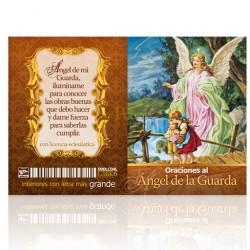 LC04 oración ángel de la guarda