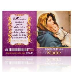 LC11 oración de una madre