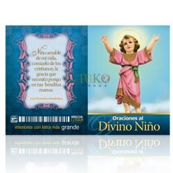 LC19 oración al divino niño