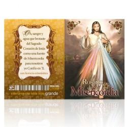 LC58 rosario de la misericordia