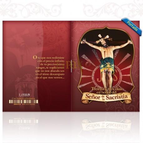 33 Días en Honor al Señor de la Sacristia