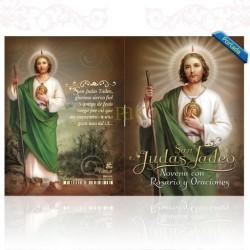 Novena con Rosario y Oraciones a San Judas Tadeo