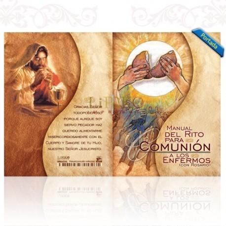 Manual del Rito para Comunión a los Enfermos