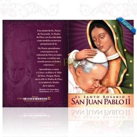 LG21 El Santo Rosario y San Juan Pablo II