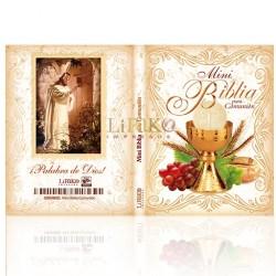 MB02 Mini Biblia Comunión