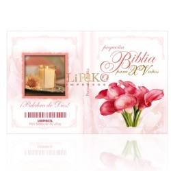 MB03 Mini Biblia XV años