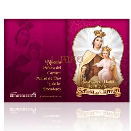 Novena en Honor a la Señora del Carmen