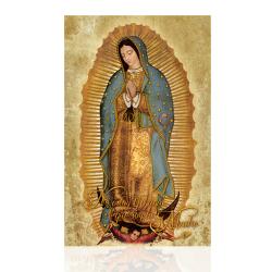 Virgen de Guadalupe (completa) ORO