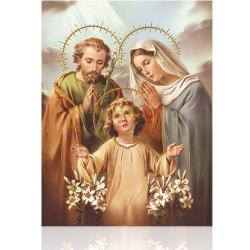 CMA21H Sagrada Familia ORO