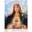 Sagrado Corazón de María (corazones)