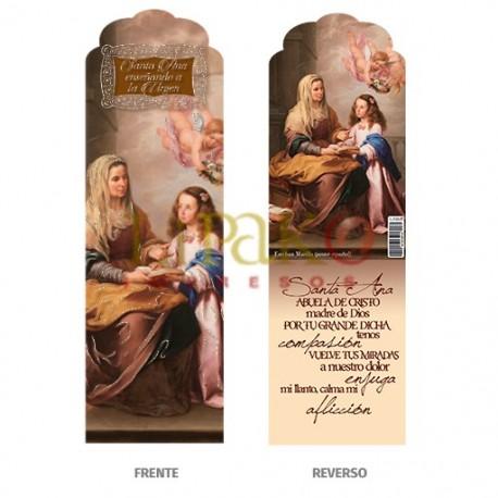 Santa Ana Enseñando a la Virgen