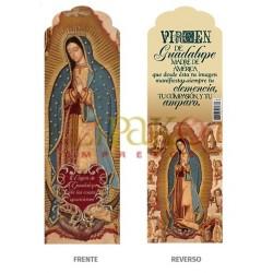 Virgen de Guadalupe con las Cuatro Apariciones