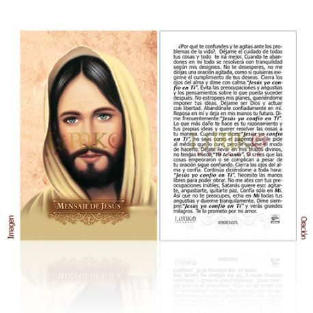090ES07L Mensaje de Jesús