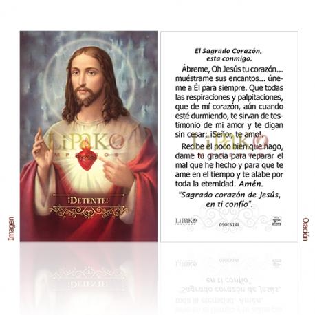090ES14L Sagrado Corazón (detente)