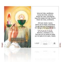 090ES26L Alma de Cristo