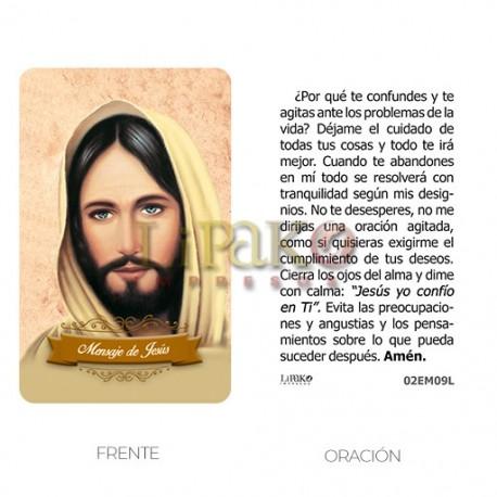 Mensaje jesus