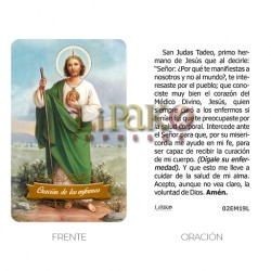 San Judas Tadeo enfermos