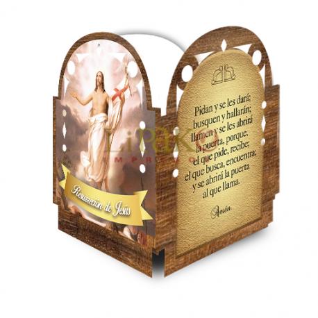 100CV06-Jesús-resurrección