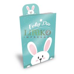 "090LN01 FelizDia ""Conejo"""