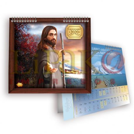 Calendario Paisaje espiral