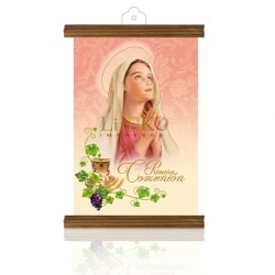 Primera Comunión (Virgen María)